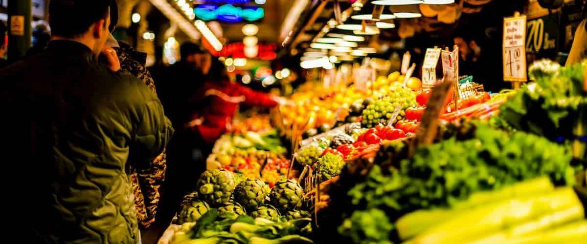 ціни на продукти у Нідерландах